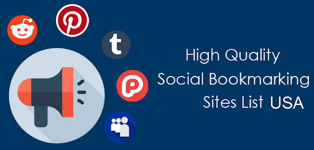 Social Bookmarking Sites List USA