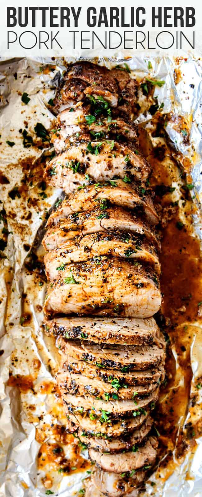 Best and Delicious Baked Pork Tenderloin