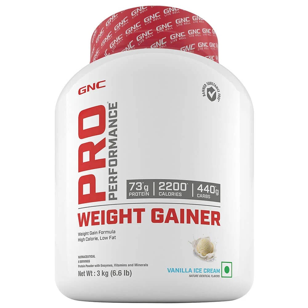 GNC Pro Performance Weight Gainer, 6.6 lb