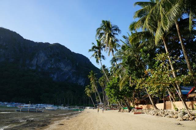 Praia Corong Corong