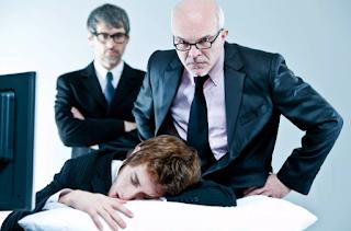 Terapkanlah Disiplin Kepada Karyawan Anda
