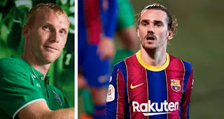 Mathieu reveals it was wrong for Griezmann to sign for Barca