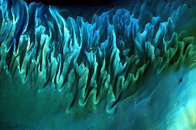 أجمل صورة للأرض من الفضاء حسب وكالة ناسا