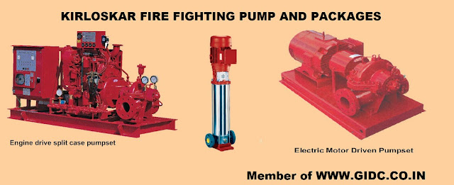 KIRLOSKAR FIRE FIGHTING PUMP AND PACKAGES