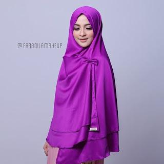 Model Baju kebaya Muslim Pesta