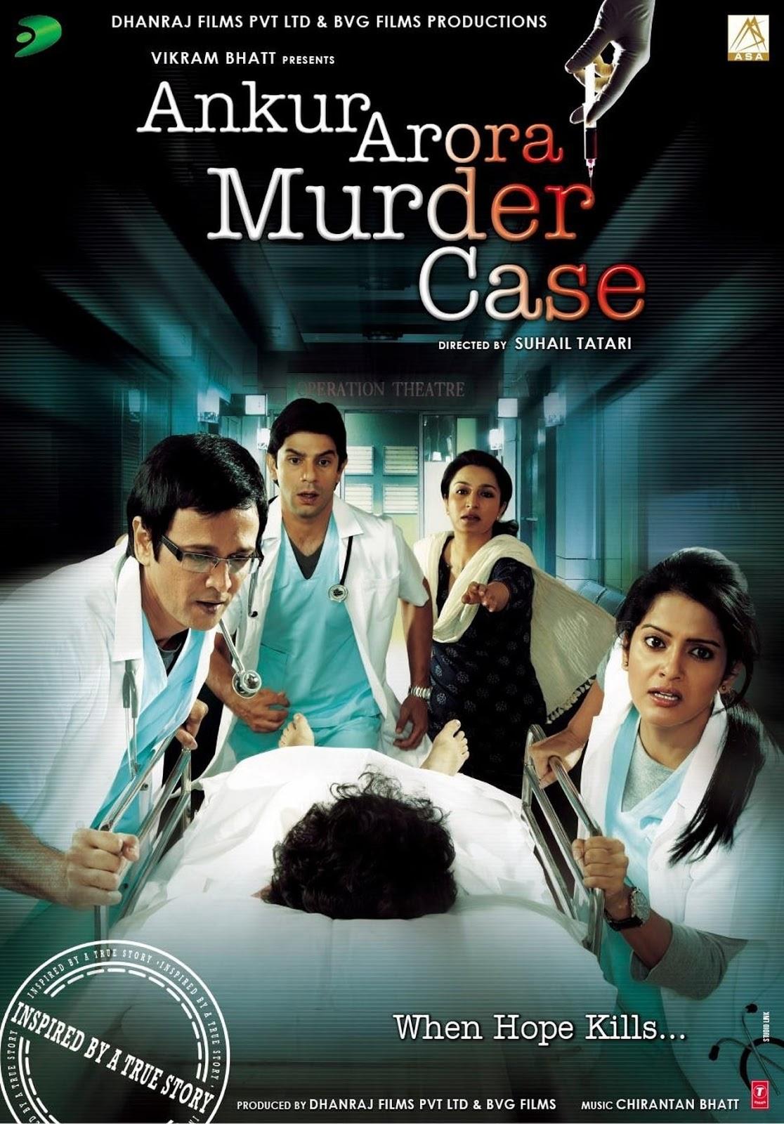 Ankur Arora Murder Case 2013 Hindi 720p HDRip Full Movie Free Download