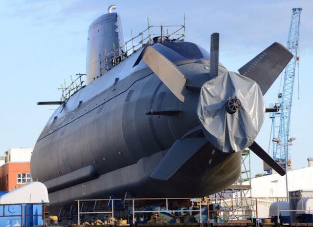 Submarino de clase del Dolphin israelí