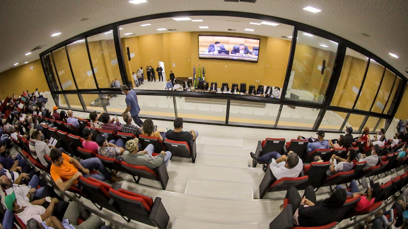 Audiência Pública discute zoneamento socioeconômico e ambiental de Rondônia