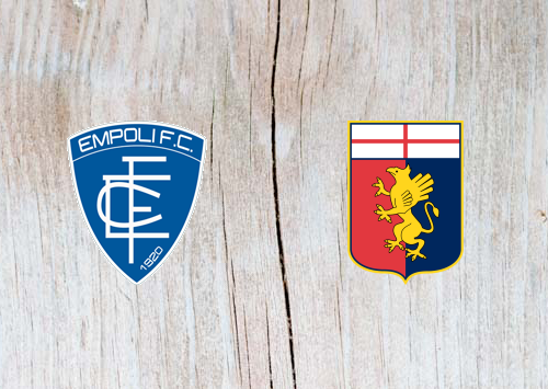 Empoli vs Genoa - Highlights 28 January 2019