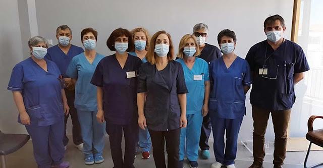 Παγκόσμια Ημέρα Νοσηλευτών η σημερινή, 12 Μαΐου, αφιερωμένη στους νοσηλευτές για την ανεκτίμητη προσφορά τους στην κοινωνία και ειδικά τις ημέρες της πανδημίας του κορονοϊού.