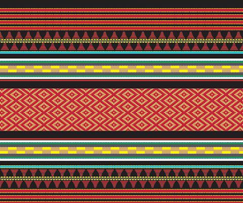 Traditional-Art-Textile-Border-Design-8071