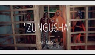 Video Becka Title ft P Mawenge - Zungusha Mp4 Download