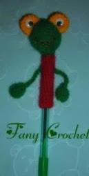 http://patronesamigurumipuntoorg.blogspot.com.es/2013/11/lapiceras-animalitos.html#.UqzAUSfpxVc