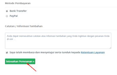 Cara Membeli Domain TLD di IDwebhost Lengkap 28