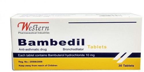 سعر أقراص بامبيديل Bambedil لعلاج الربو