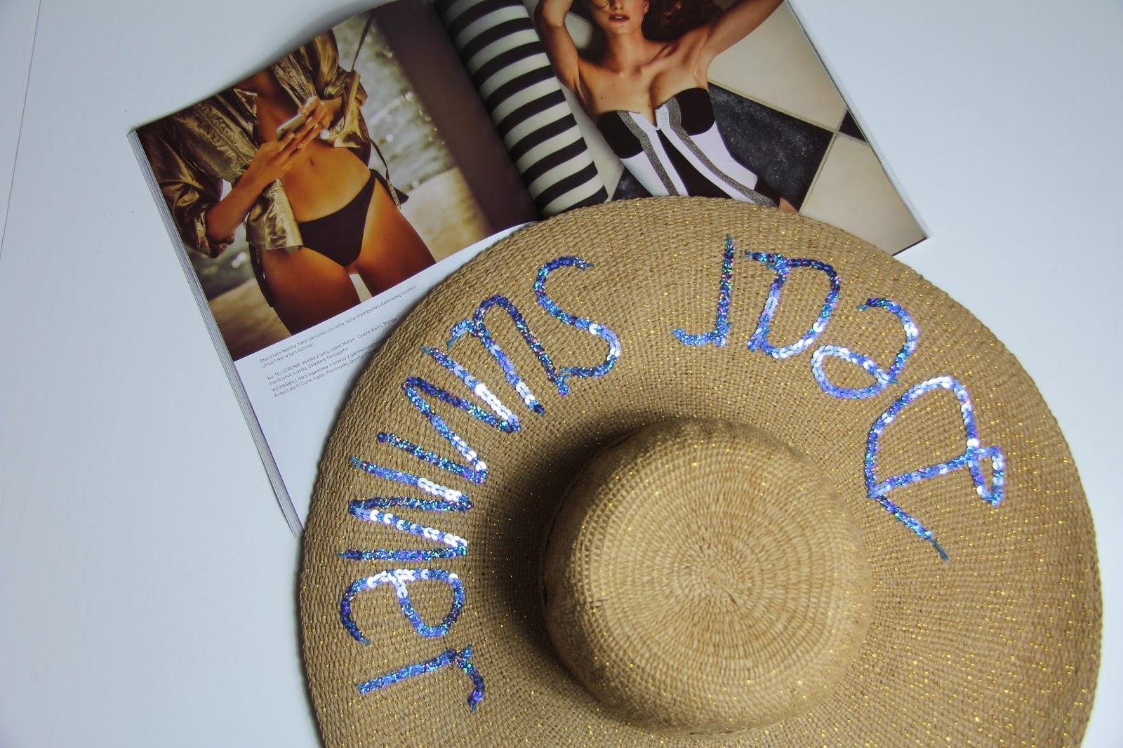 kapelusz dear summer
