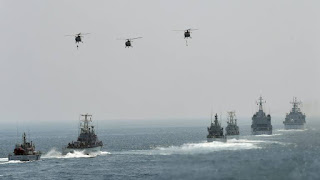 Indian Navy and ICG conducted 'Sagar Kavach' Coastal Security Exercise