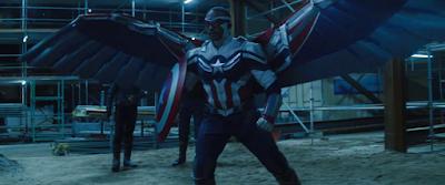 4th Captain America Under Development From Marvel Studios