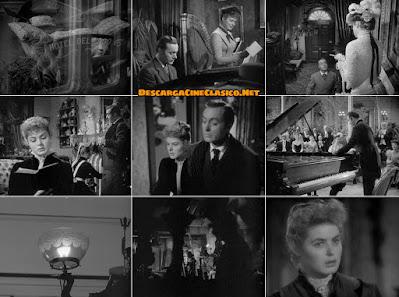 Luz que agoniza (1944), George Cukor - Charles Boyer - Ingrid Bergman