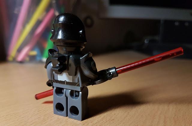 Фигурка лего Гранд-инквизитор, Звездные войны, Повстанцы, Стар Варс