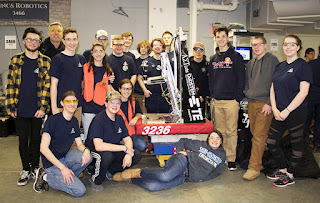 Tri-County Regional Wraps-Up Successful Year of Robotics