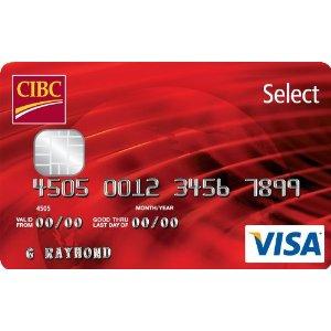 cibc visa credit card online