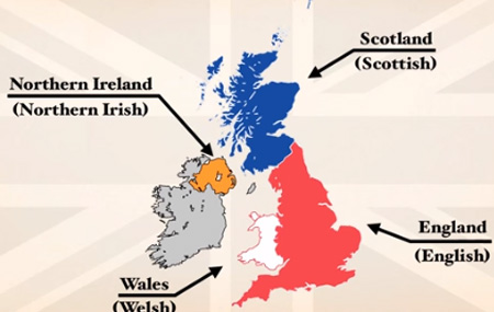 The Difference between the United Kingdom, Great Britain and England Explained