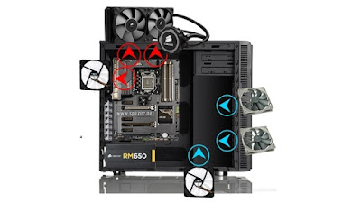 Cara pasang Fan Kipas Komputer