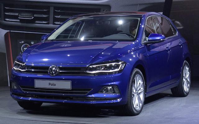 Novo VW Polo 2018