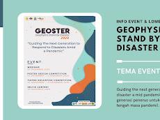 Lomba Desain Poster, Video Tiktok, Dan Selfie Contest - GEOSTER
