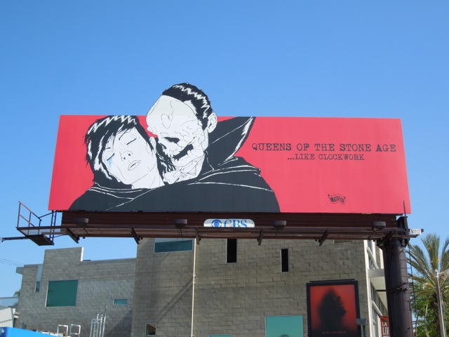 Queens Stone Age Like Clockwork album billboard