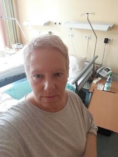 Boerlinerin im Krankenhaus - August 2019