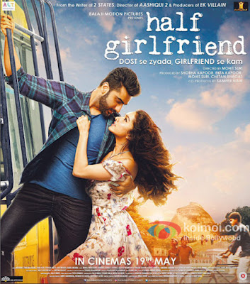 Half Girlfriend 2017 Hindi Official Trailer 720p HD