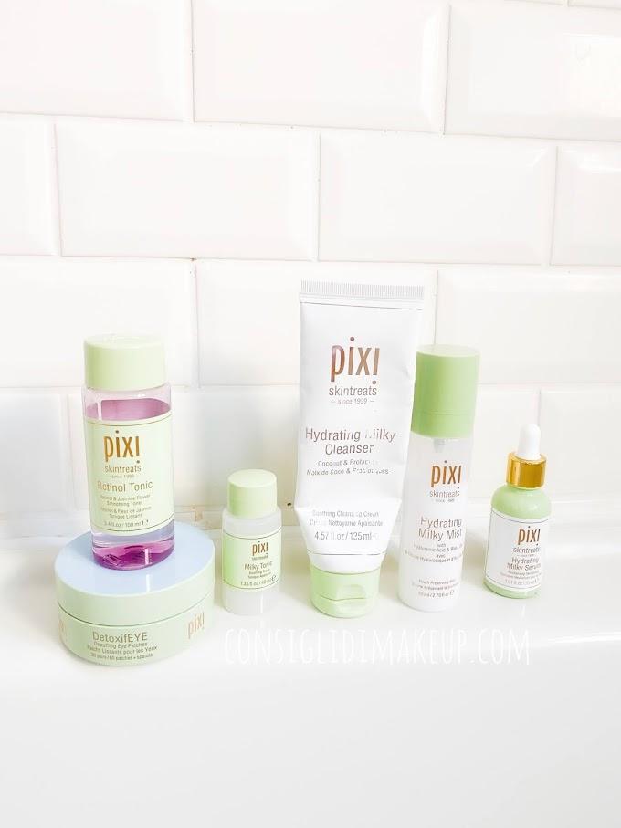 I miei prodotti preferiti Pixi Beauty