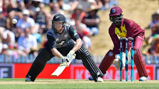 New Zealand vs West Indies 1st T20I 2017 Highlights