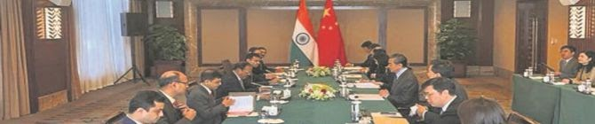 India, China Military Delegates Discuss Border Crisis For Nine Hours