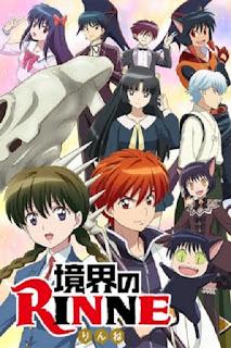 Kyoukai no Rinne (TV) 2nd Season (2016)