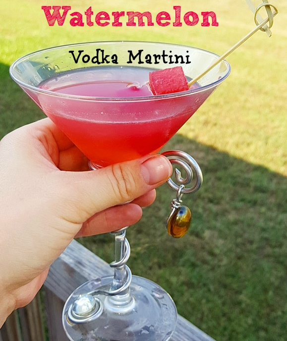 For The Love Of Food: End Of Summer Fresh Watermelon Vodka