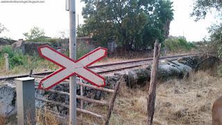 GERAL PHOTOS / Antiga Linha de Comboios, Castelo de Vide, Portugal