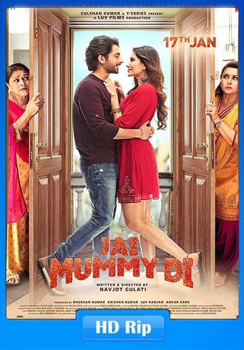 Jai Mummy Di 2020 Hindi HDRip 720p ESub x264 | 480p 300MB | 100MB HEVC