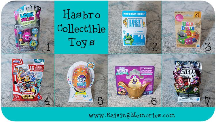 Toy Donation from Hasbro