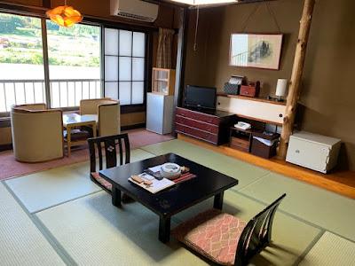 碧水荘 客室