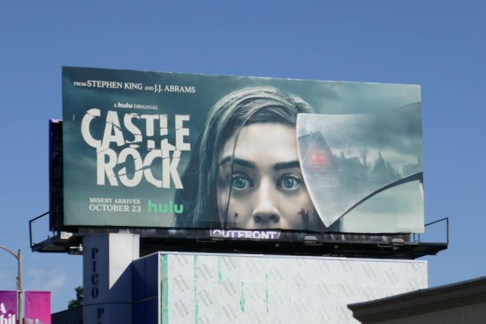 Castle Rock season 2 Misery billboard