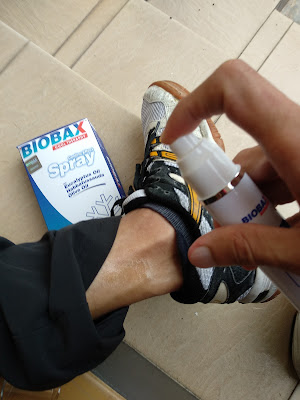 biobax cool theraphy, legakan sakit lutut dan otot dengan biobax, penawar sakit lutut, sakit lutut beransur pulih, cara hilangkan sakit lutut,