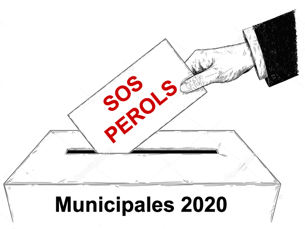 SOS Pérols Municipales 2020