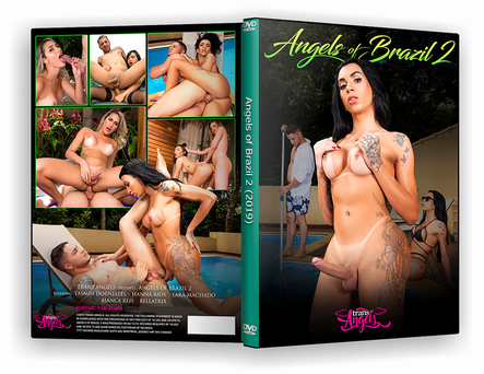 DVD Angels of Brazil 2 (2019) xxx - ISO