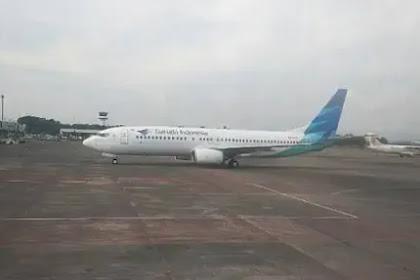 Penumpang Garuda Tewas di Pesawat, 13 Pramugari dan Pilot Dikarantina COVID