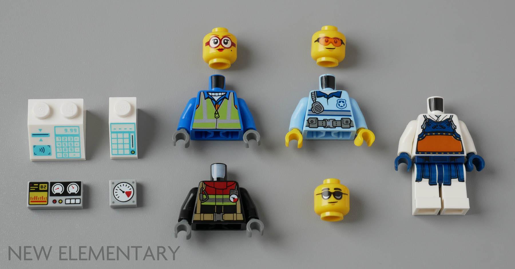 Lego City Harry Potter 25 x Tan Brick Tan Brick 1 x 3 NEW