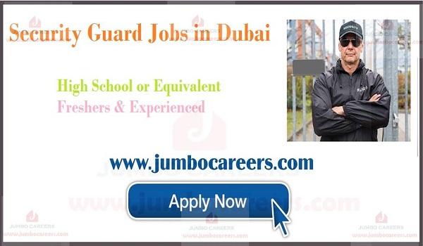 All new vacancies in Duabi,