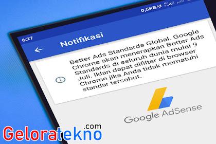 Apa itu Better Ads Standards Global?